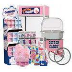 Cotton Candy Machines & Supplies