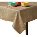 Pre-cut Tablecloth