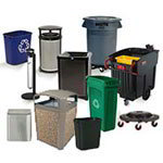 Rubbermaid Waste & Trash Containers