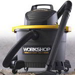 Workshop Utility Vacuum Cleaners