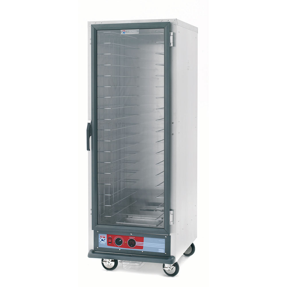 Metro C519-HFC-4 C5 1 Series Heated Holding Cabinet, Full Height, Fixed Wire Slides