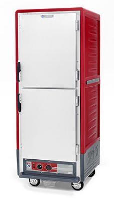 Metro C539HDSL C5 3 Series Heated Holding Cabinet, Full H, Dutch Alum Drs, Lip Load
