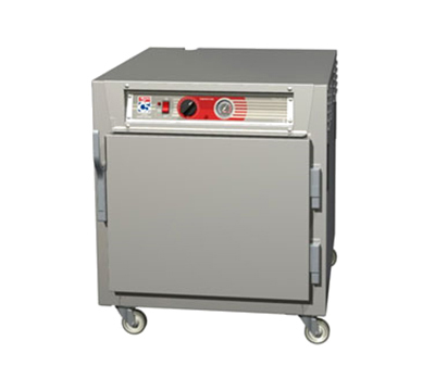 Metro C563L-NFS-U Mobile Heated Holding Cabinet - Undercounter, Insulated, Solid Door, Top Mount Control
