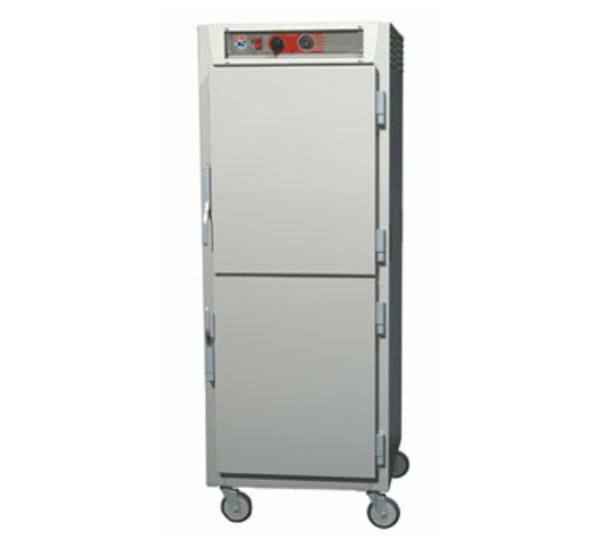 Metro C5Z6-9ND-SU C5 Series Heated Pizza Holding Cabinet, Full Height, Uni Slide