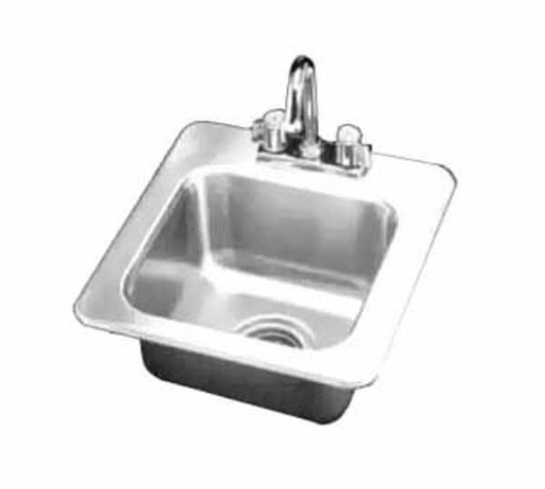 Vollrath 1554 C Bar Or Waitress Drop In Hand Sink Uses