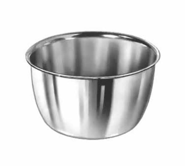 Polar Ware 6G Custard Cup, 6 oz., Stainless Steel