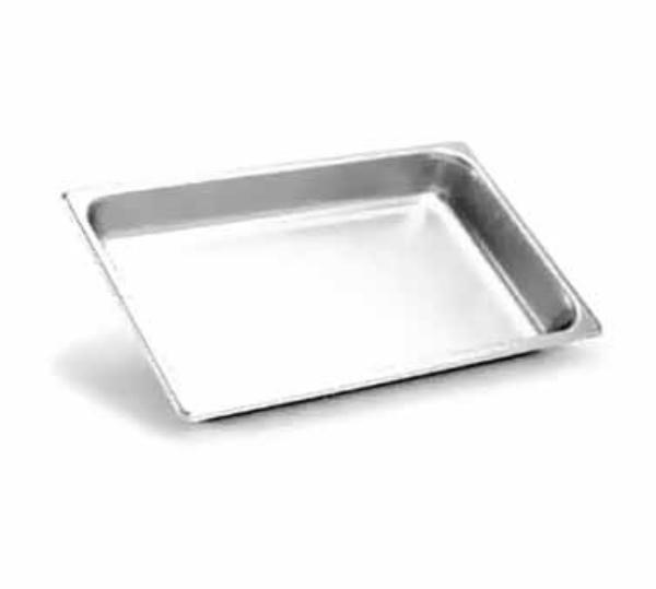 Polar Ware S20124 Full-Sized Steam Pan, Stainless