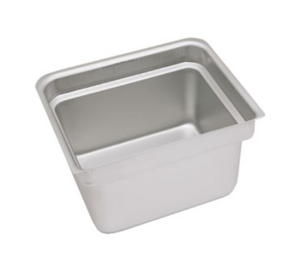 Polar Ware S1328D Steam Table Pan, 1/2 Size, 8 in