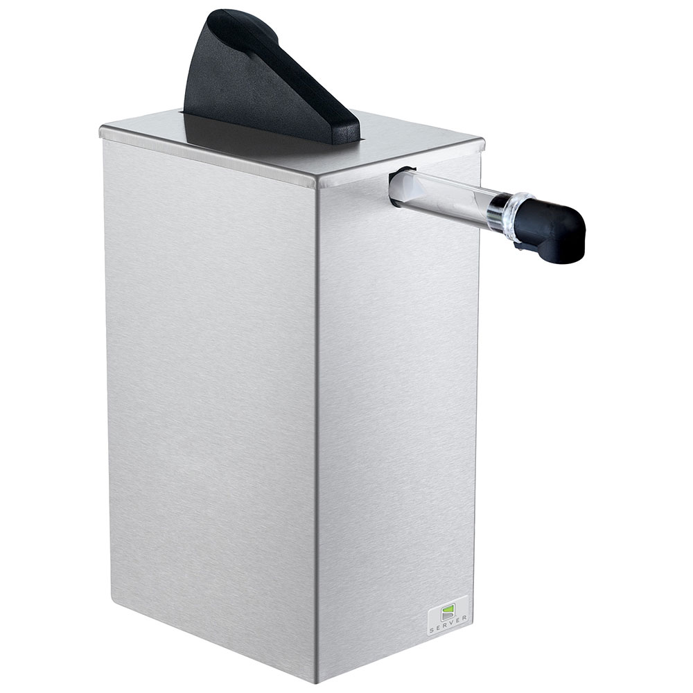 Server Products 07125 Server Express, Single Unit, Countertop, Cryovac Pouch, 1-1/2 Gallon
