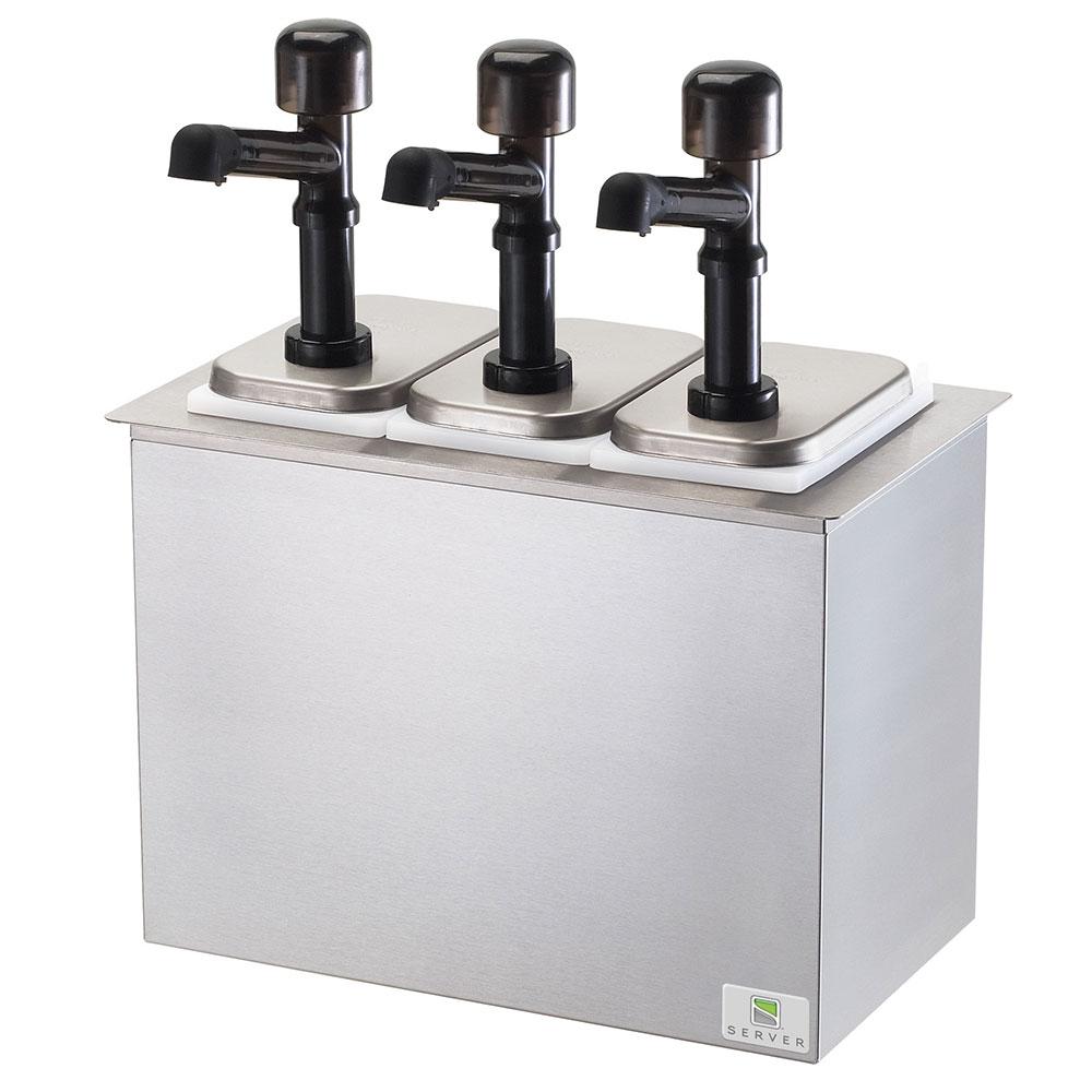 Server Products 79820 3-Pump Ser