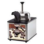 Server Products 81140 Food Server - Pump, Spout Warmer, For Remthermalization. 3-qt Stainless Steel Jar