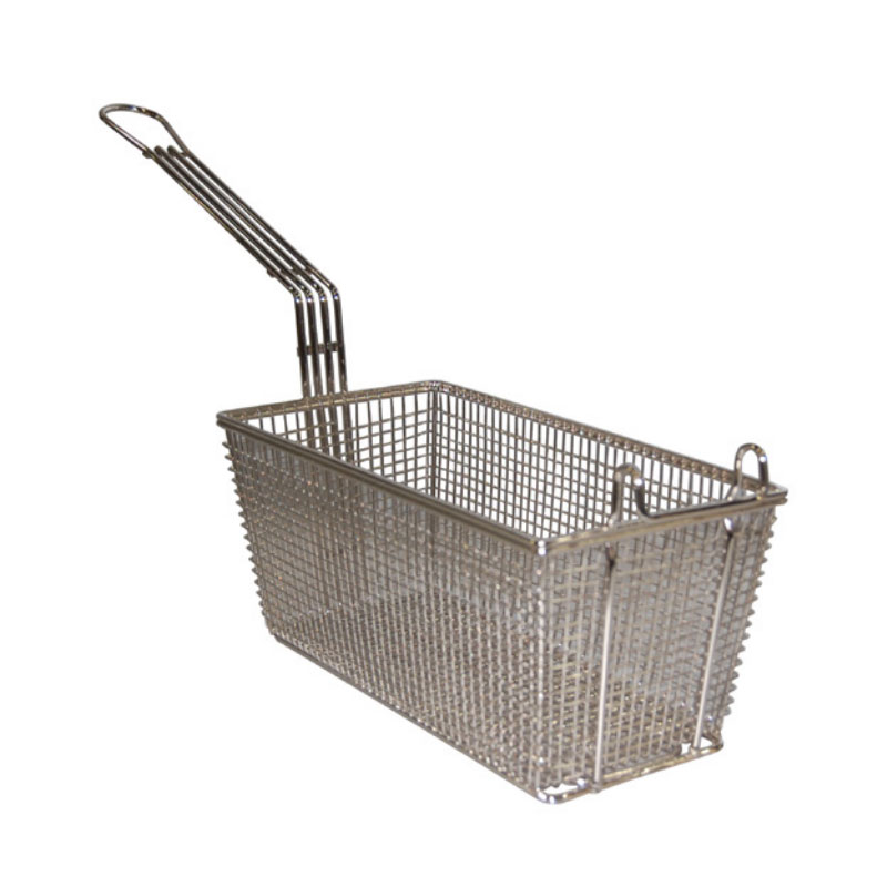 Prince Castle 678 Half Size Fryer Basket, Nickle Plated