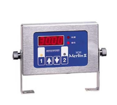 Prince Castle 740-T2 2-Channel Single Function Electric Timer, Bold LCD