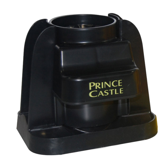 Prince Castle CW-1 8-Section Citrus Saber Wedger, Black