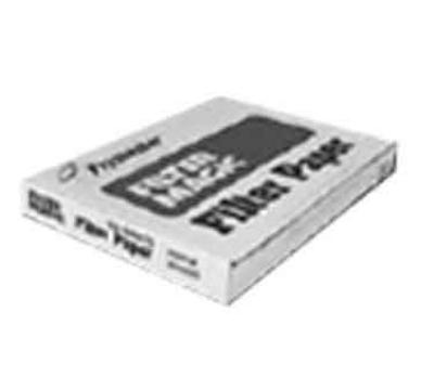 Frymaster / Dean 8030303 Filter Paper for RE80 & RE80U