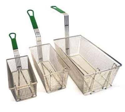 Frymaster / Dean 8030306 Half Size Fryer Basket, Steel