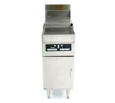 Frymaster / Dean FGP55 LP Rethermalizer, Computer, 15.5 in, Enamel Cabinet, Hot/Cold Filler, LP