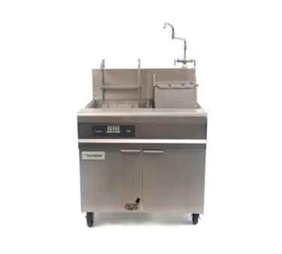 Frymaster / Dean GPCRB-SC NG Pasta Cooker w/ Auto Lift Basket & Rinse Tank, Timer Control, NG