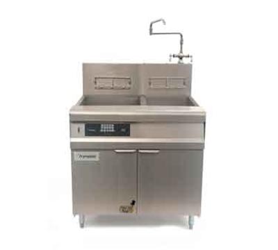 Frymaster / Dean GPCR-SC NG Pasta Cooker w/ Auto Lift Basket & Swing Away Rinse Faucet, Timer Control, NG