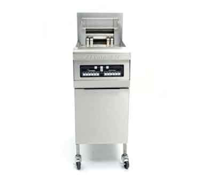 Frymaster / Dean RE17-TC 2083 Electric Fryer - (1) 50-lb Vat, Floor Model, 208v/3ph