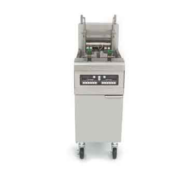 Frymaster / Dean RE22-BLTC 2081 Electric Fryer - (1) 50-lb. Vat, Floor Model, 208v/1ph