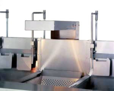 Frymaster / Dean FWH-1A Food Warmer & Holding Station, 13.5 x 18.5 x 5-1/4, Scoop Style