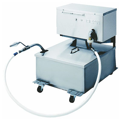 Frymaster / Dean MF90AU/80LP Mobile Fryer Filter, Suction Ty