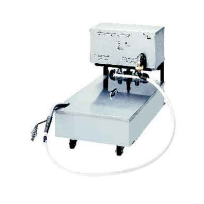 Frymaster / Dean MF90U/80LP Low Profile 80-lb Capacity Mobile Fryer Filter w/ Gravity Drain