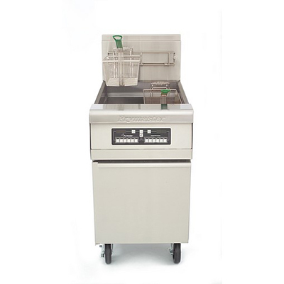 Frymaster / Dean MJCFE-SD LP Chicken/Fish Fryer, Thermostatic Controls, 60-80 lb Capacity, LP