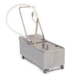 Frymaster / Dean PF50S Portable Fryer Filter, 50 lb. Fat Capacity, Standard Gravity Drain