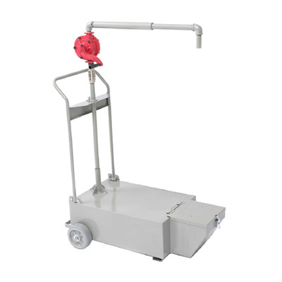 Frymaster / Dean PSDU100 Frymaster Disposal Unit, Shortening, 100 lb Cap, Manual Pump
