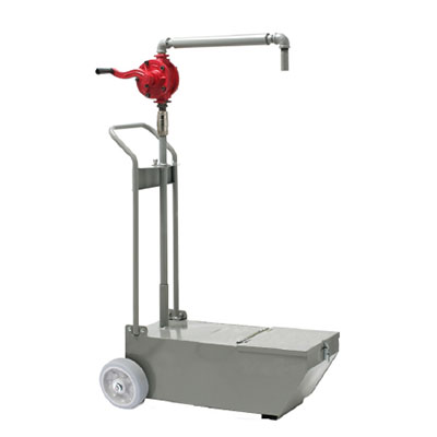 Frymaster / Dean PSDU50 Frymaster Disposal Unit, Shortening, 50 lb Cap, Manual Pump