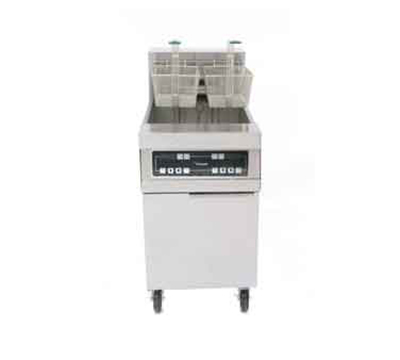 Frymaster / Dean RE180-17BL Electric Fryer - (1) 80-lb Vat, Floor Model, 240v/3ph