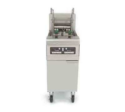 Frymaster / Dean RE22-2-SD 2401 Dual Fat Fryer, 25 lb Each, Solid State, Enamel, 22 Kw, 240/1