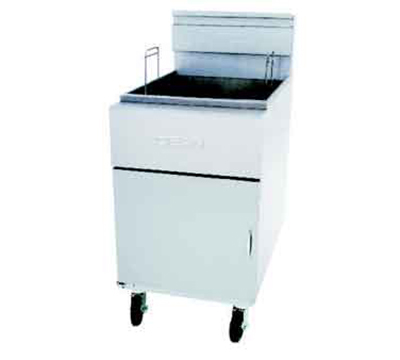 Frymaster / Dean SM80GDI NG 80-100-lb Drop In Fryer w/ Snap Action Thermostat, All Stainless, NG