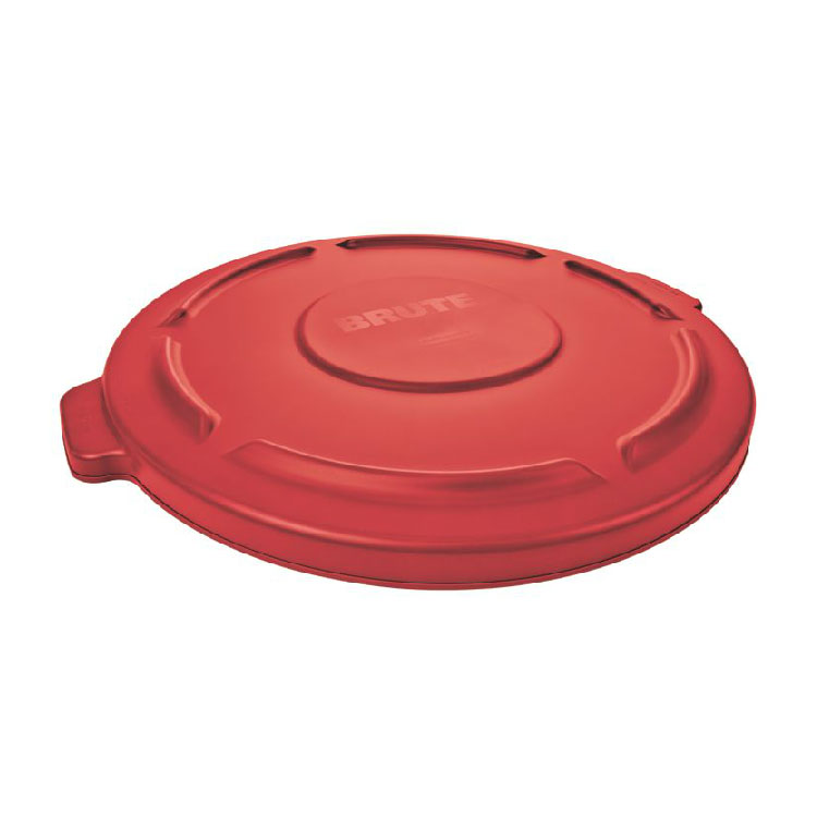 """Rubbermaid FG263100RED 22-1/4"""" BRUTE Co"""