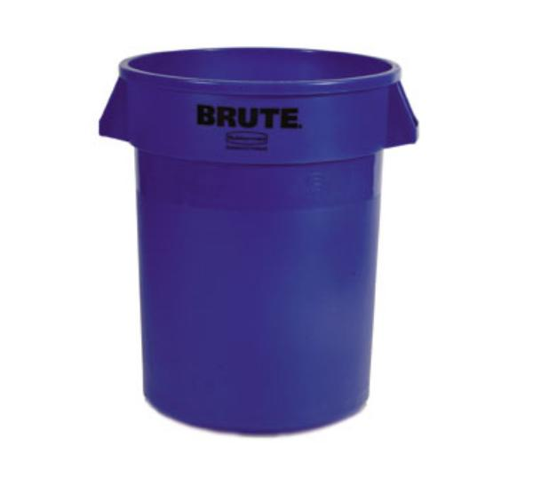 Rubbermaid FG262000BLUE 20-gal ProSave BRUTE Container - Blue