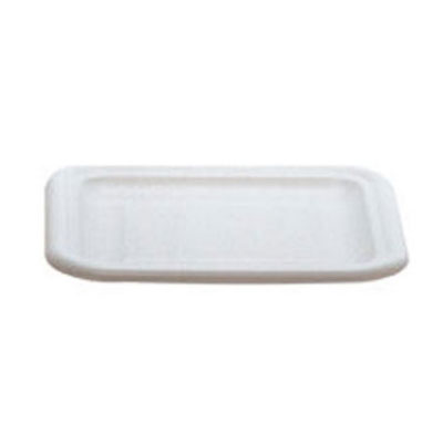 Rubbermaid FG361600WHT Food/Tote Box Lid - 15x12-3/4&quot