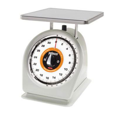 Rubbermaid FG832RWQ Pelouze Mechanical Heavy Duty Portion Control Scale - 32-oz x 1/8-oz