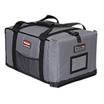 Rubbermaid FG9F1200CGRAY ProServe Insulated Carrier - 27x18-1/4x16