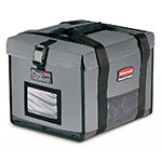 Rubbermaid FG9F1500CGRAY ProServe Insulated Carrier - 19x16-3/4x15