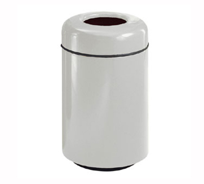 Rubbermaid FG1829TPLMN Waste Receptacle 20 Gal 29 in H Open To Restaurant Supply