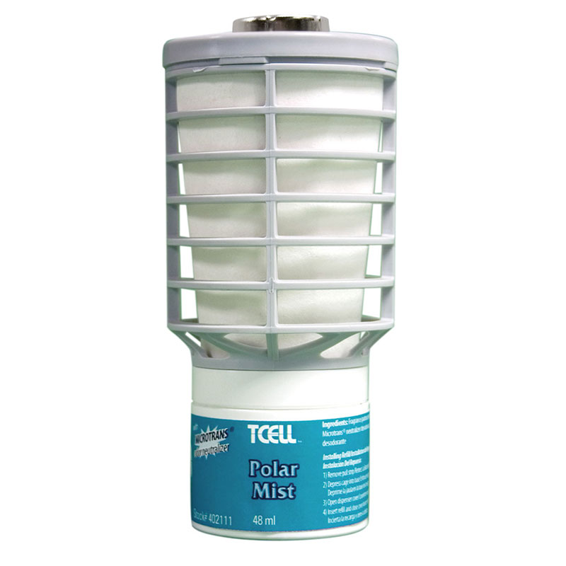 Rubbermaid FG402111 TCell Refill - Polar Mist