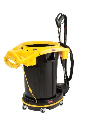 Rubbermaid FG9VDVPN4400 DVAC 1 Pass Cleaning Solution - Power Nozzle, 1.55 H