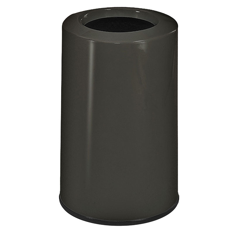 Rubbermaid FG1219LOPLCH 6-1/2-gal Waste Receptacle - Fiberg