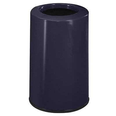Rubbermaid FG1219LOPLPM 6-1/2-gal Waste Receptacle - Fiberglass, Plum