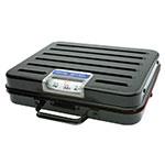 Rubbermaid FGP250S Pelouze Receiving Scale - Dial Type, Low Profile, 250-lb x 1-lb, Enamel