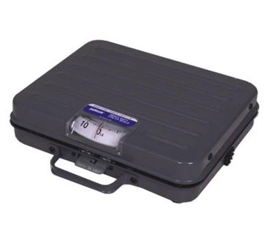 Rubbermaid FGP100S Pelouze Receiving Scale - Dial Type, Low Profile, 100-lb x 1-lb