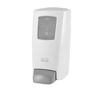 Rubbermaid 1780887 Manual Soap Dispenser - 5000-ml, Wall Mount, White