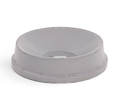 Rubbermaid FG354800 GRAY Funnel Top - (2947) (3546) Containers, Gray